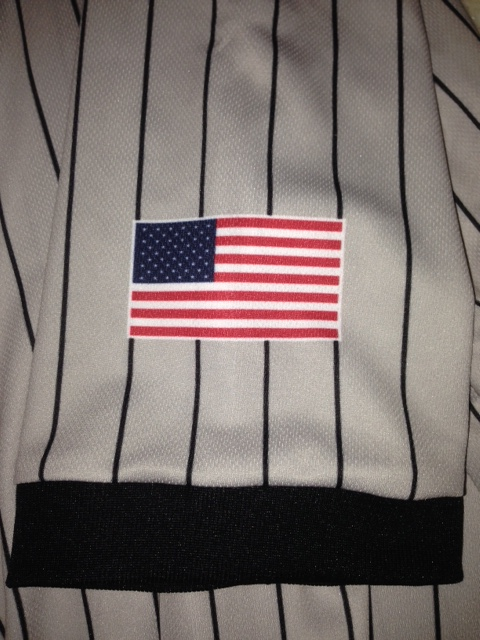Uniform austin basketball officials association for Proper placement of american flag